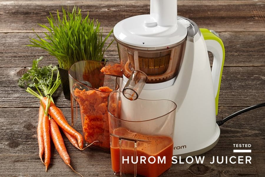 100 Gourmet Recipes For The Slow Juicer : Hurom HU-100 review: slowjuicer van superieure kwaliteit ...