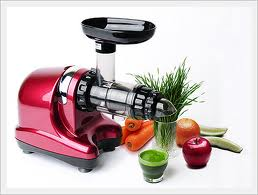 Single Gear Juicers