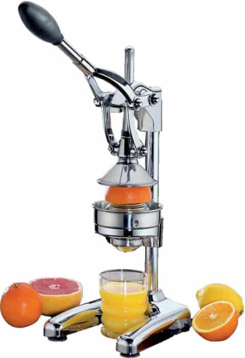 citruspers handmatige sapcentrifuge