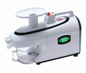 greenstar elite green star slowjuicer