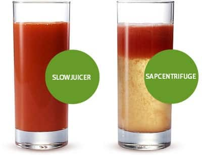 Slow Juicer Vs Sapcentrifuge : Slowjuicer kopen tips + TOP 10 vivaJuice.nl