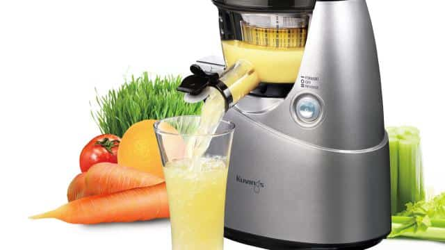 Kuvings Big Mouth review slowjuicer sap