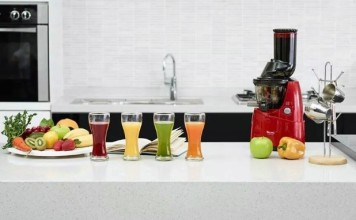 Kuvings Big Mouth slowjuicer review header 2