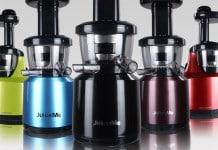 juiceme slowjuicer review