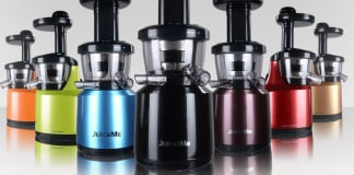juiceme slowjuicer review