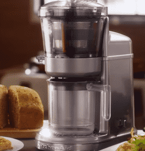 Kitchenaid artisan slow juicer review Technologie is uw assistent