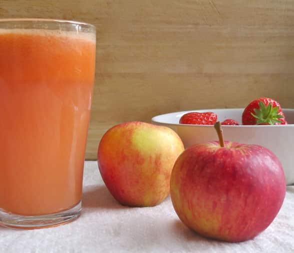 Fruit Synopsis slowjuicer recept
