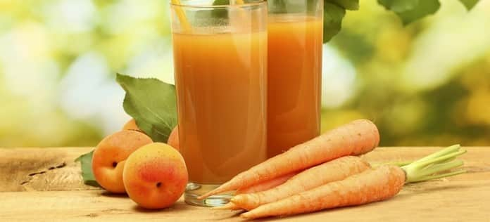 Peaches and Cream slowjuicer recepten