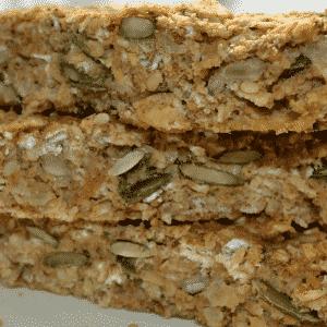 Rauwe Pulp Crackers
