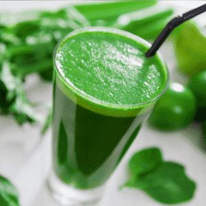 gezonde groene sappen