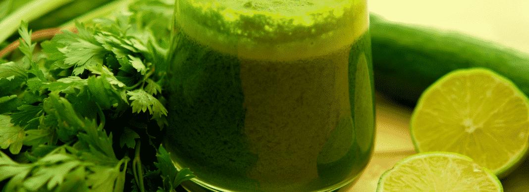 groene sappen