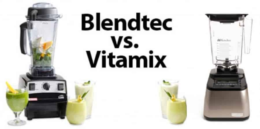 Blendtec vs Vitamix blender review nl