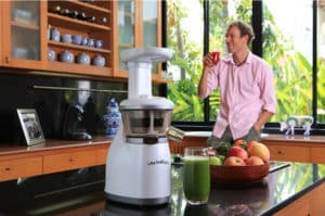 versapers slowjuicer review