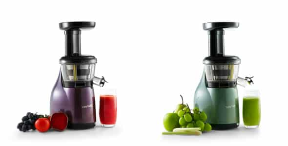 Versapers Slow Juicer Test : versapers slowjuicer review vivajuice.nl