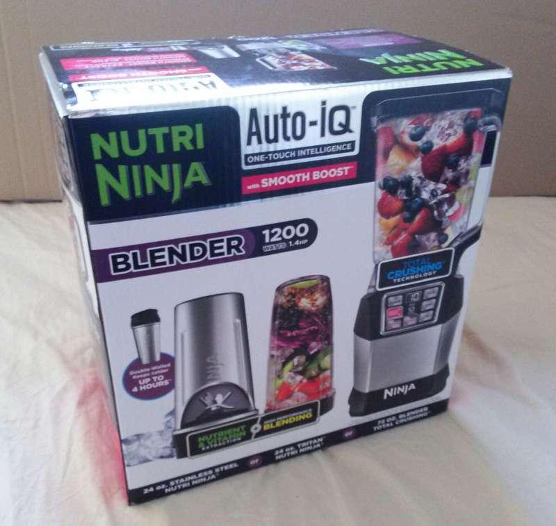 Goedkope Nutri Ninja BL490 Review