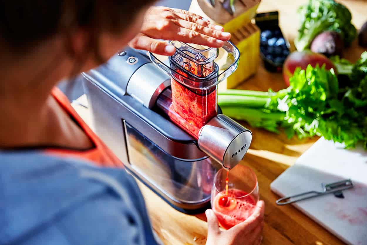 Slowjuicer Philips Avance HR1946 Review